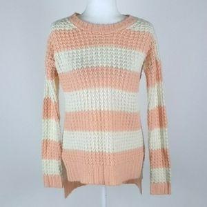 rue 21 high low hem sweater size medium